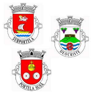 União das Freguesias de Subportela, Deocriste e Portela Susã